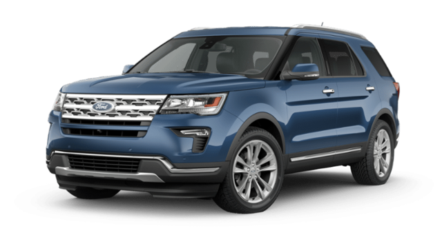 new 2019 Ford Explorer Limited SUV for sale new york